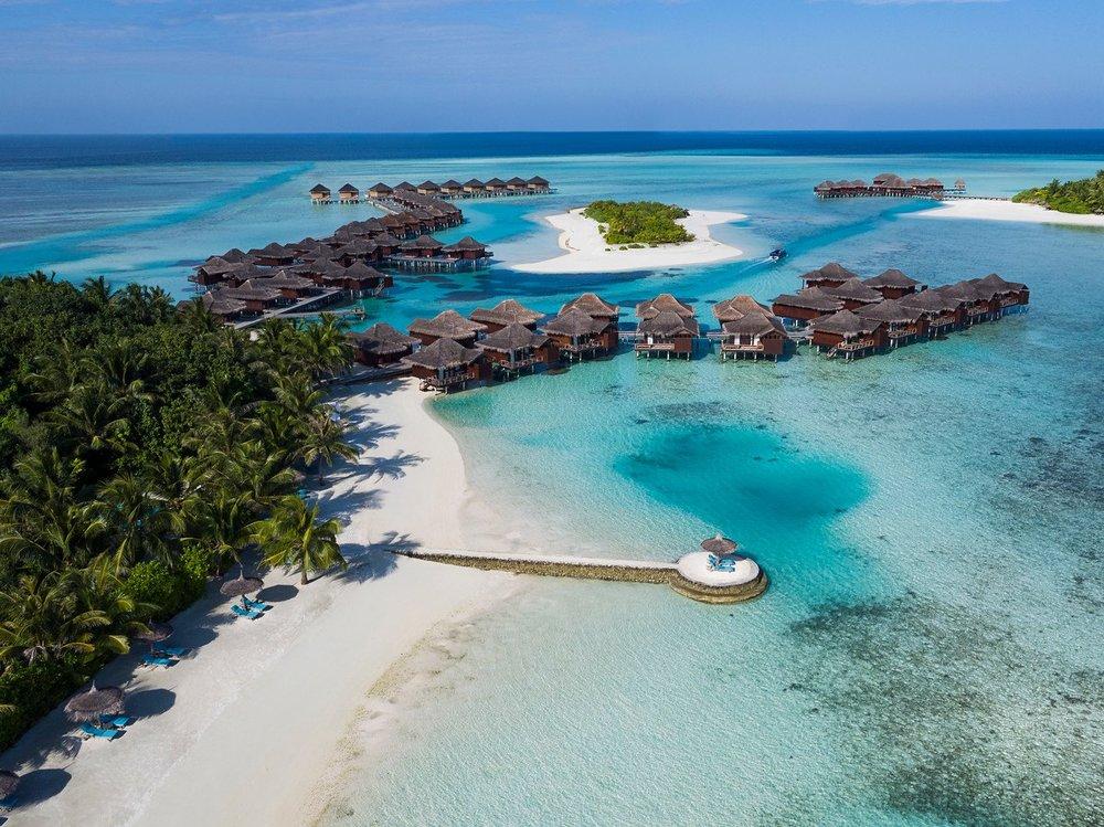 Courtesy Anantara Veli Maldives Resort