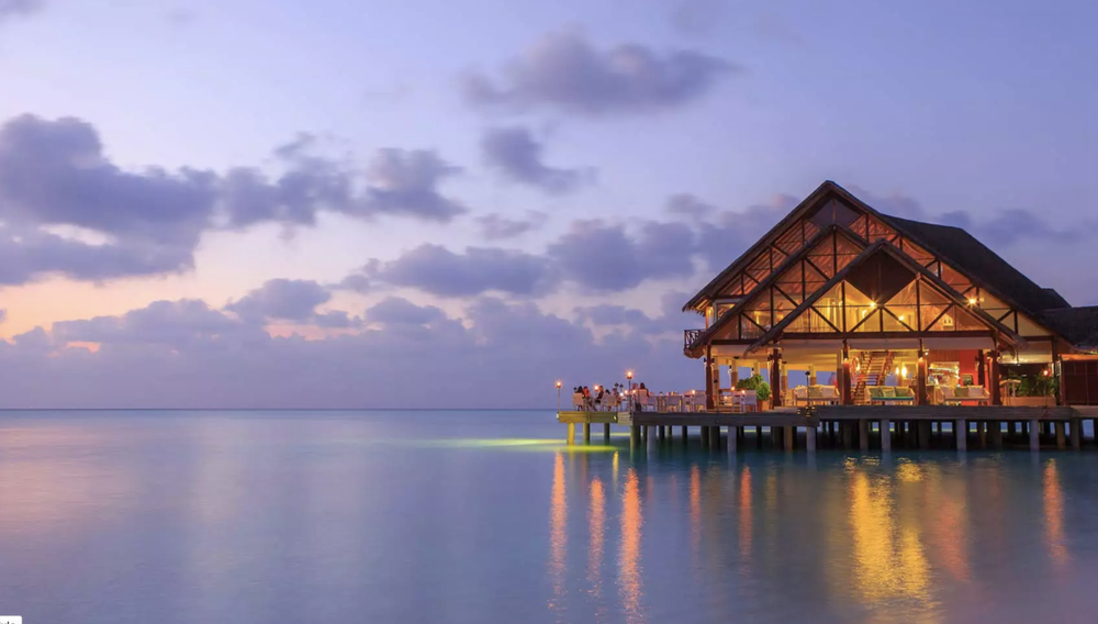 Photo courtesy Anantara Dhigu, Maldives