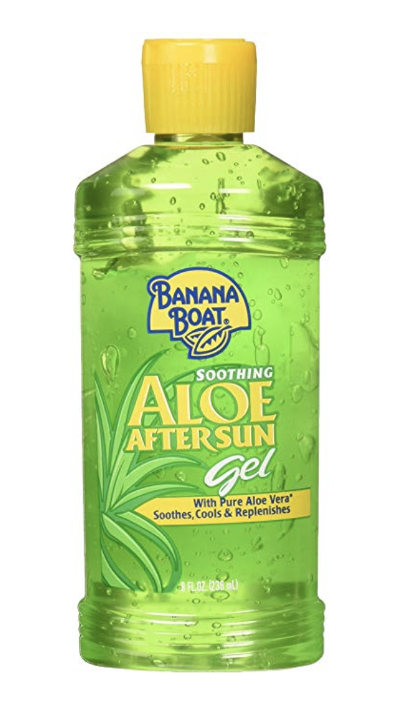Aloe - So maybe you forgot your shelter. Or forgot to reapply your sunscreen. Sure hope you remembered your aloe! It's the best way to soothe sunburned skin.