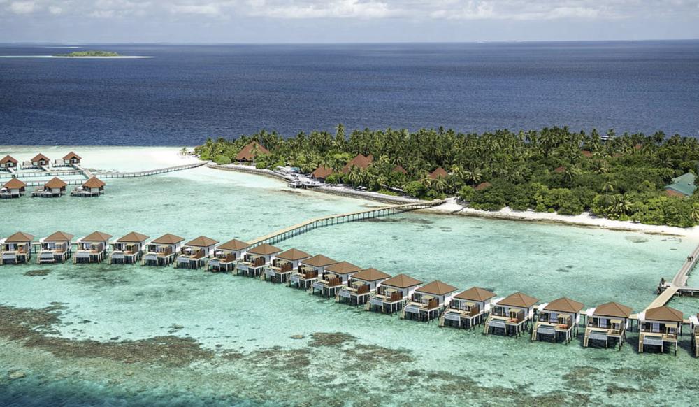Courtesy the Robinson Club, Maldives