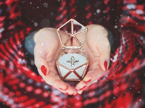 Geometric dreams - An Etsy Find