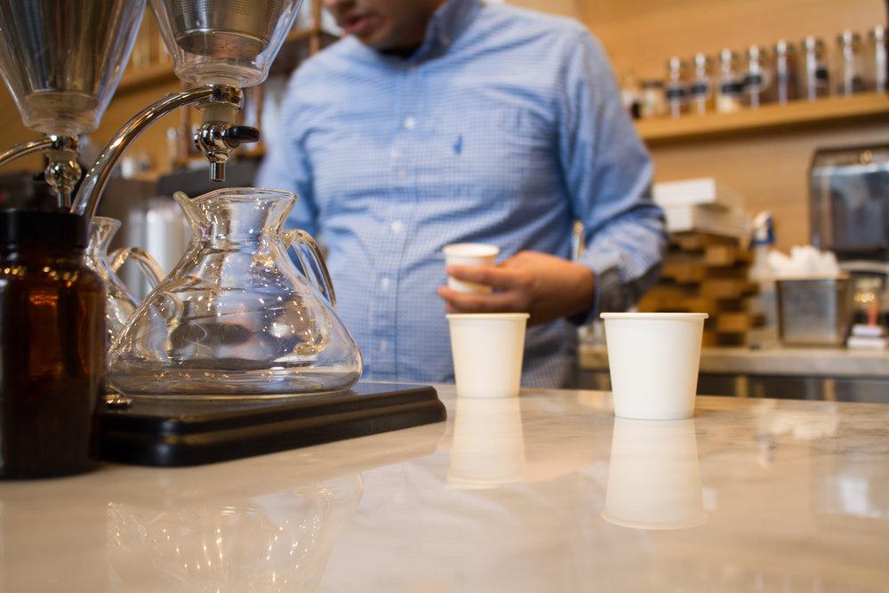 Toronto Coffee - Alternative Cafe