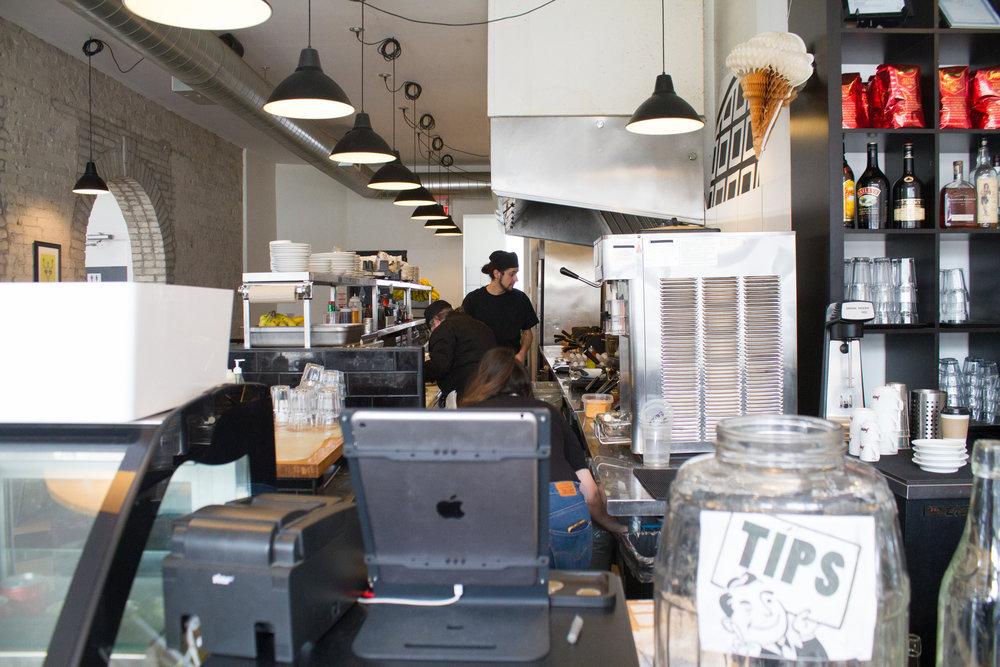 Starving Artist Kitchen Space