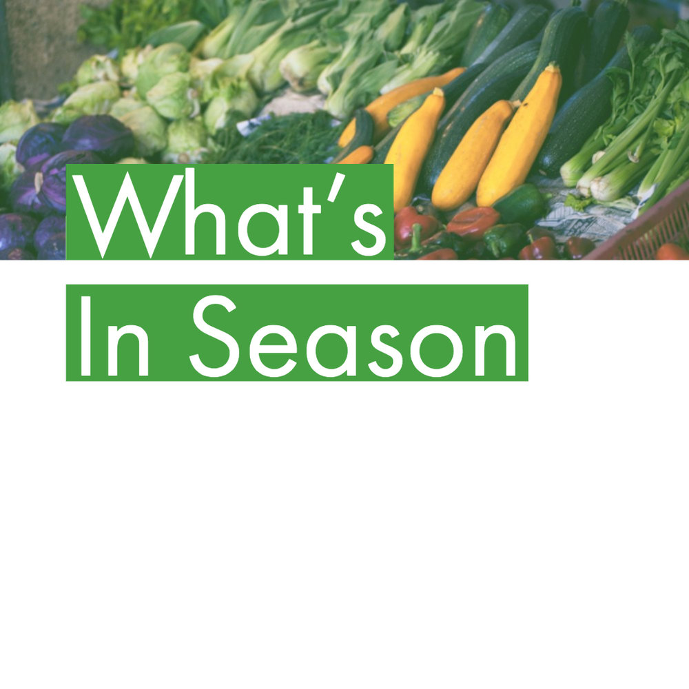 CHEF RESOURCES   Resources for chefs wanting to expand on their craft, including seasonal produce picks and cooking techniques.