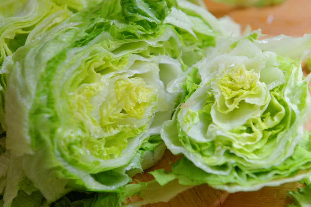 Product of the Week                                 ⇣ 13% - This week iceberg lettuce fell the most in price across all our suppliers,  specifically cases of 24's. It's almost like we could all use a crisp, refreshing snap in our dishes after this heatwave...