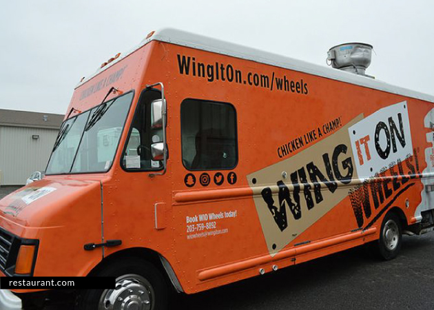 Start a food truck or catering service and show up to serve food at local events and festivals.