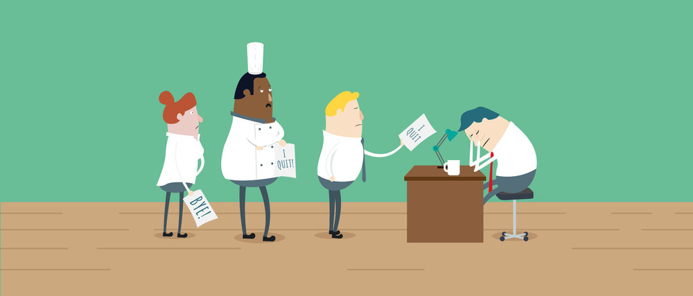The Restaurant Turnover Rate is Astronomical. Here's Why (And How to Fix It)