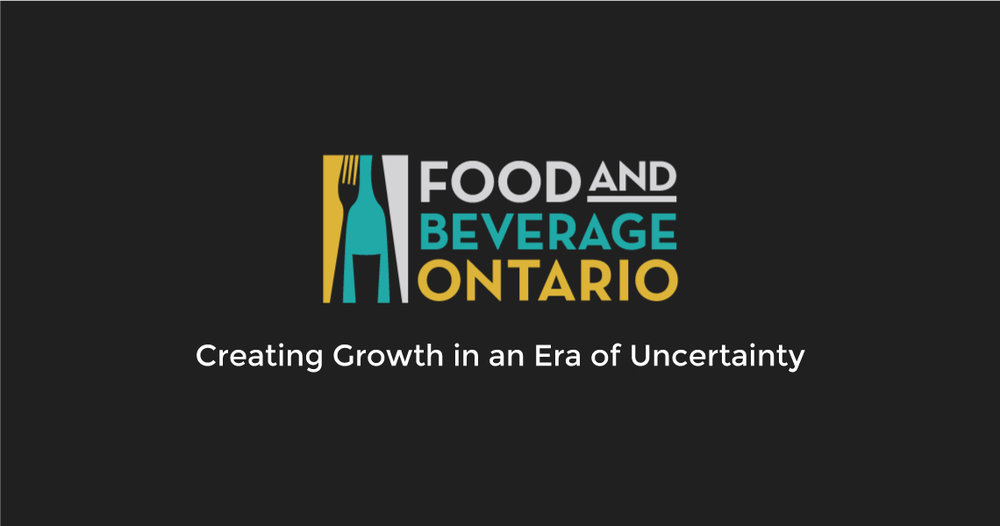 Food and Beverage Ontario 2019 Annual Conference
