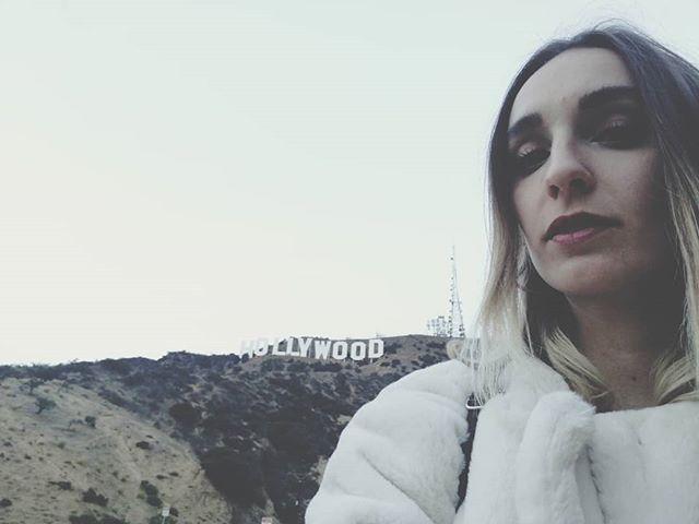 H.O.L.L.Y.W.O.O.D. . . . #hollywood #losangeles #california #trip