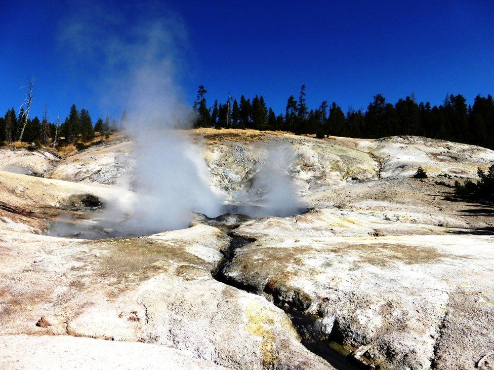 Washburn Hot Springs