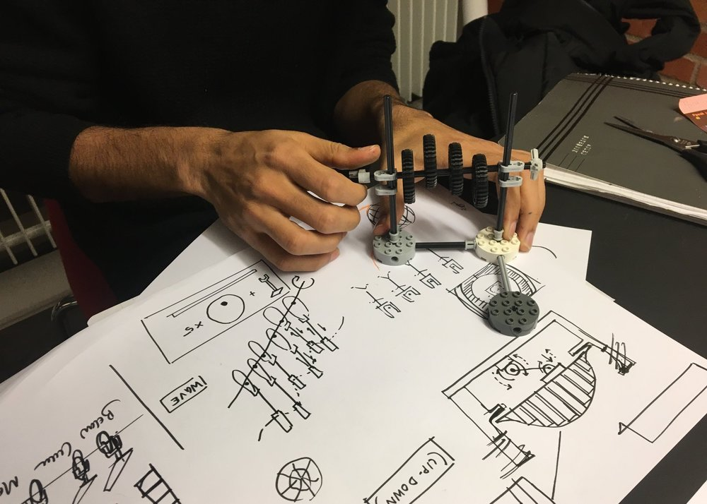 Designing mechanisms for breathing rate