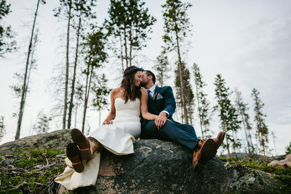 jacki & chirs - Grand Lake Lodge, Grand Lake, Colorado