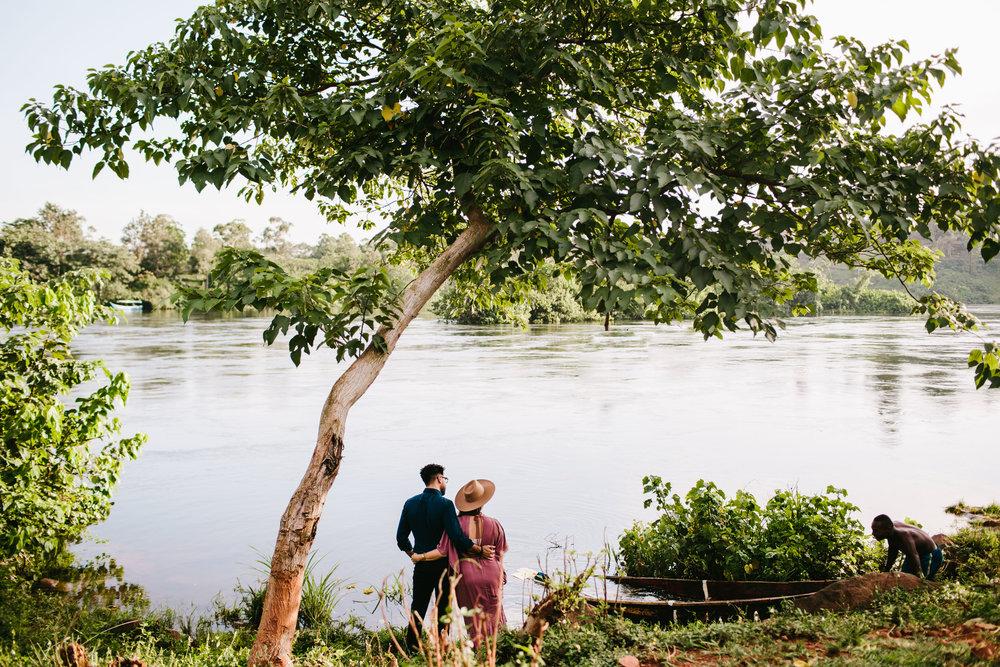 jp & mary - Jinja, Uganda