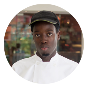 Ashned Felix   Executive Chef
