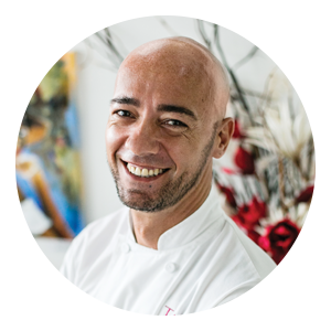 Franco Parisi   Chef / Co-owner