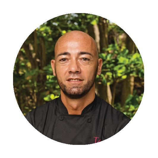 Franco Parisi   Chef / Co-owner   Tapas