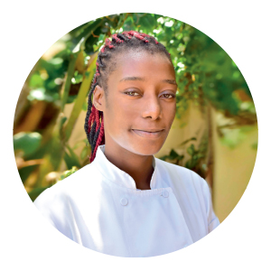 Shernell Miller   Head Chef