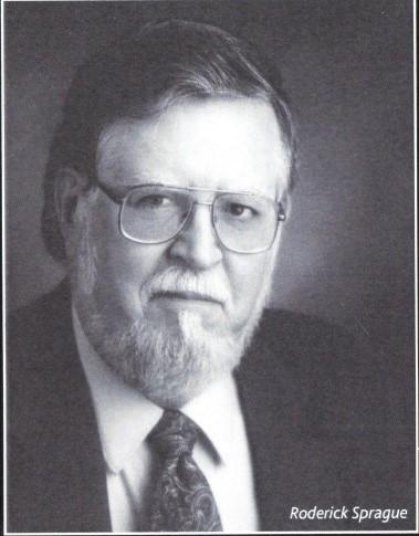 Roderick Sprague (1933–2012)