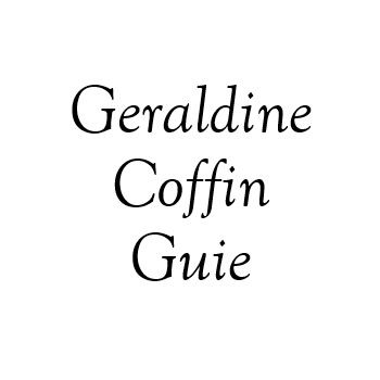 Geraldine Coffin Guie (1897–1993)