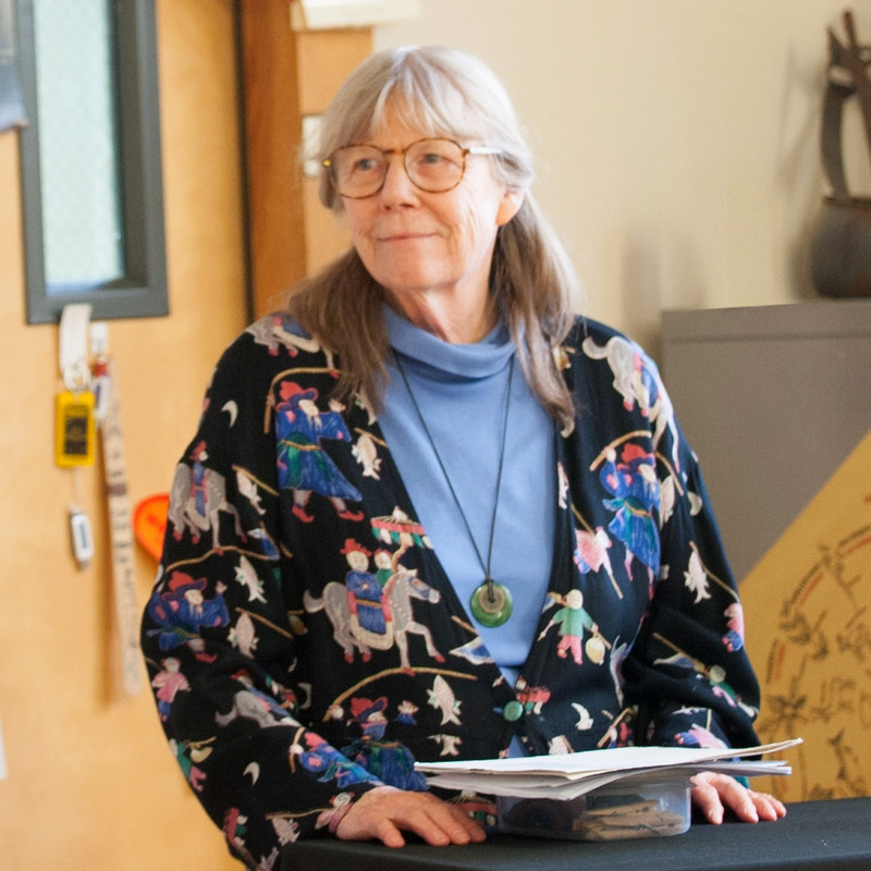 Priscilla Wegars