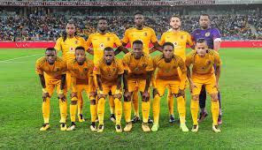 Kaizer Chiefs in South Africa Absa Premier League