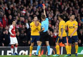 Arsenal FC vs Atletico Madrid in UEFA Europa League Semi-final