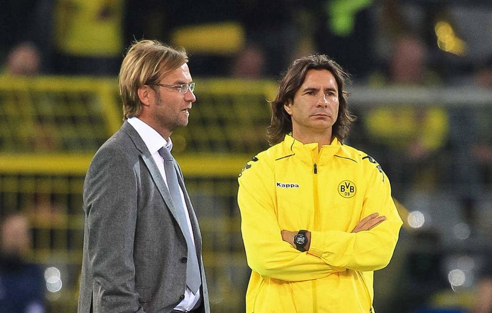 Zeljko Buvac and Jurgen Klopp may become rivals with Arsenal FC and Liverpool FC