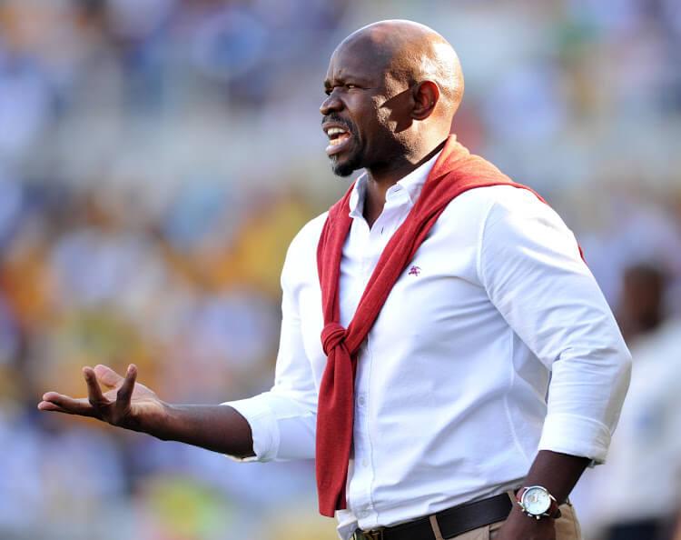 Steve Komphela is a South African Football Coach Mamelodi Sundowns Orlando Pirates and Kaizer Chiefs