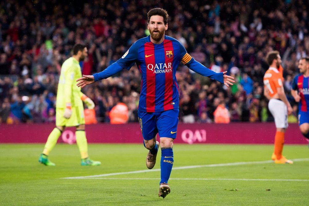 Lionel Messi will lead Barcelona FC against Mamelodi Sundowns.