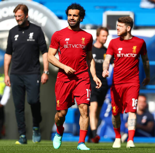 Mohamed Salah of Liverpool FC and Egyptian National Team is giving back to Egypt