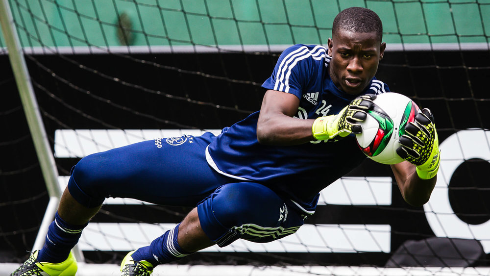 Andre Onana has a bright future as goalkeeper for the Cameroonian National team and Ajax