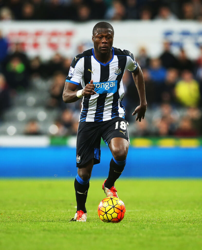 Chancel Mbemba is a talented center-back for the future and currently plays for Newcastle FC as well as the DR Congo National Team.