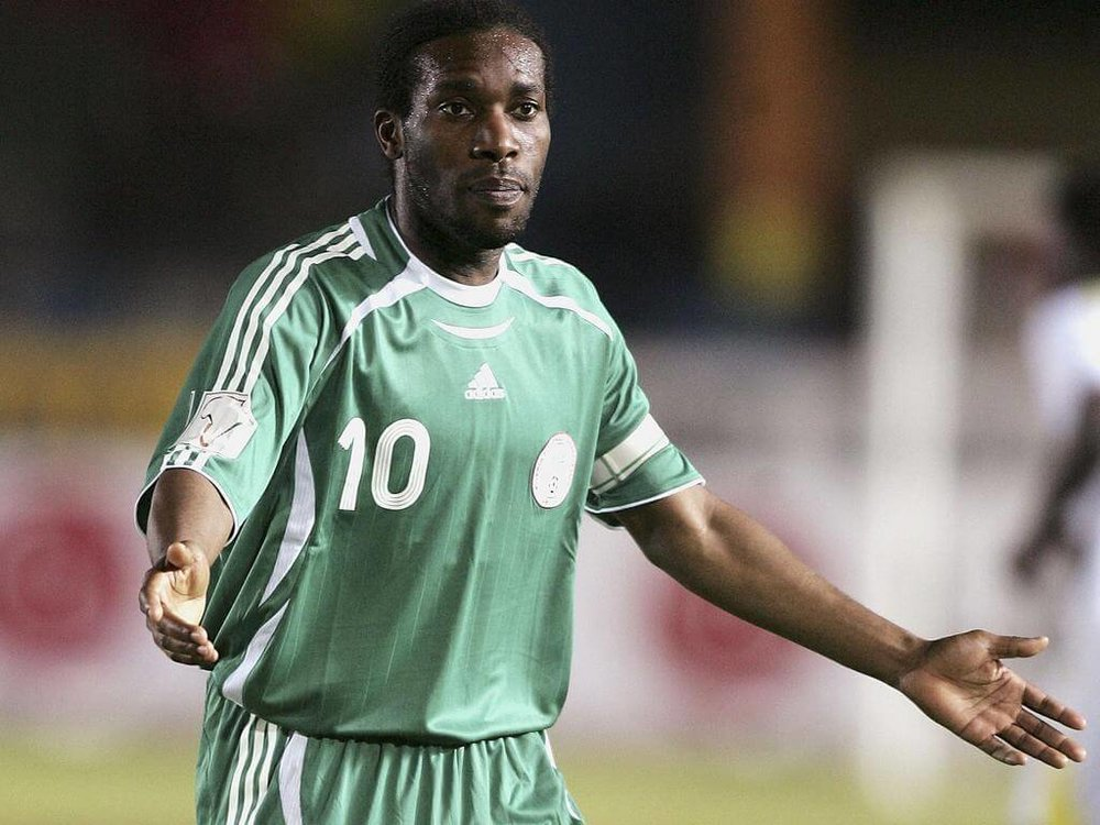 "Mr. Austin Jay-Jay Okocha, the guy who was ""so good that he had to be named twice,"" according the the Bolton Wanderers fans. The guy who mentored FIFA World Cup winner, Ronaldinho at PSG, headlined the Bundesliga and helped his country to its first ever FIFA World Cup appearance in 1994 as well as helping NIgeria win an AFCON title."