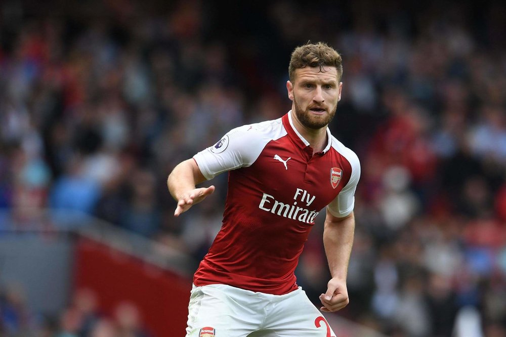 Shkodran Mustafi of Arsenal FC will not represent Germany this summer at the World Cup 2018 in Russia.