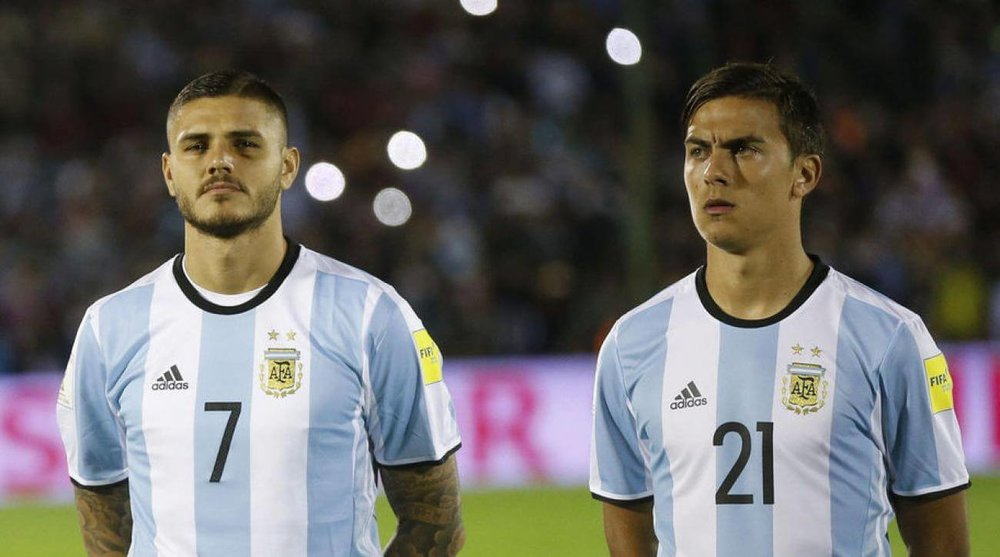 Mauro Icardi is the most surprising snub. The Inter Milan forward will not be representing Argentina this summer at the World Cup 2018 in Russia. However, his compatriot, Paulo Dybala, who plays for Juventus, will be representing Argentina.