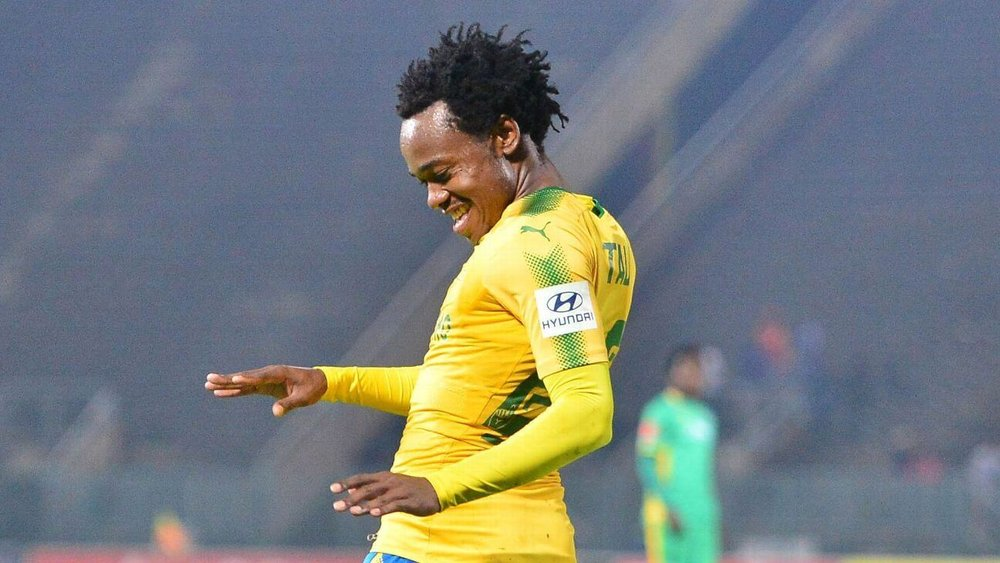 Percy Tau is one of the most promising African players that still plays in Africa. He is definitely one to watch as his consistent performances with Mamelodi Sundowns in the South African PSL continue to garner attention.
