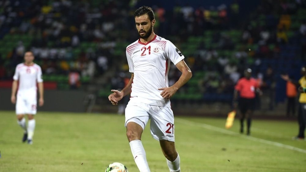 Hamdi Nagguez will look to continue his excellent form from the 2017/18 season with Tunisia in the World Cup 2018 this summer.