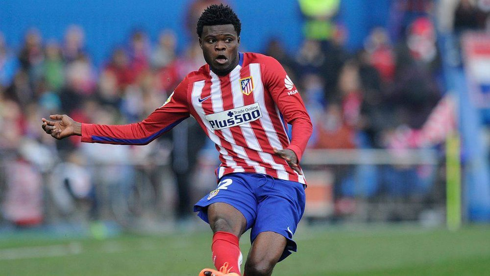 Thomas Partey had a breakout season this year with Atletico Madrid and is well deserving of his place in the Best African XI.
