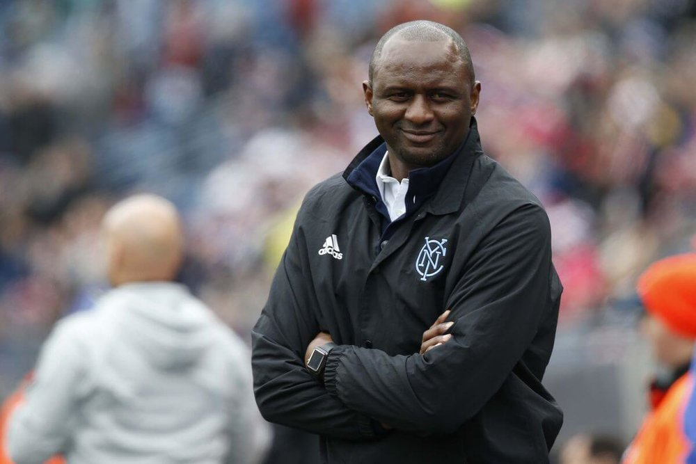 Former Arsenal player and legend, Patrick Viera joins French side OGC Nice as their new manager.
