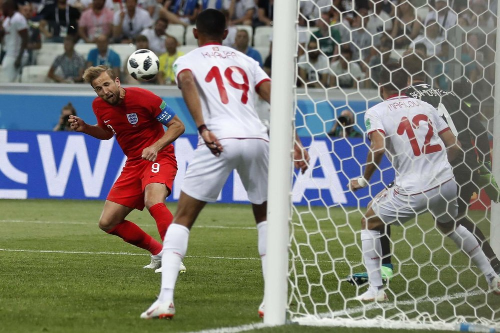 Tunisia were victims from a Harry Kane 92nd-minute winning goal in their first game in Group A against England.