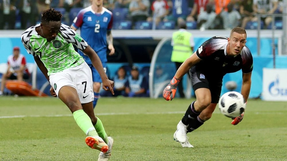 Ahmed Musa for President? The Super Eagles find their groove and Musa got a brace as Nigeria beat Iceland 2-0 to move into second place in Group D.