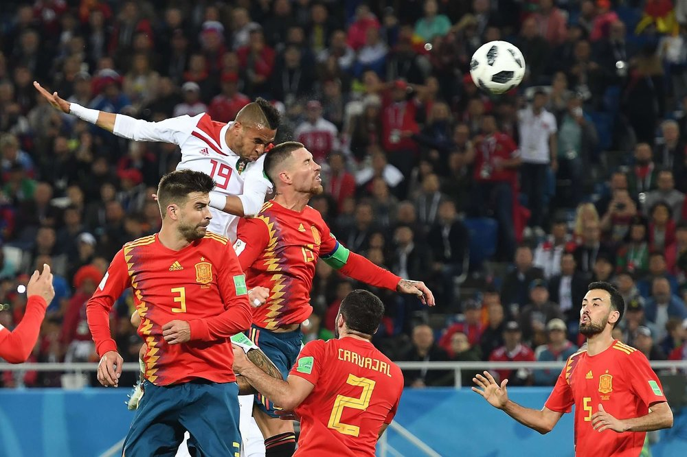 Morocco played an attractive style of attacking football at the World Cup 2018 albeit lacking goals in decisive moments.