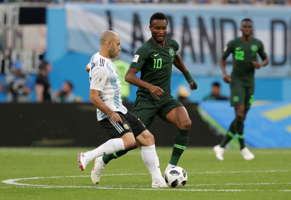 A tale of the Super Eagles that flew but never soared.