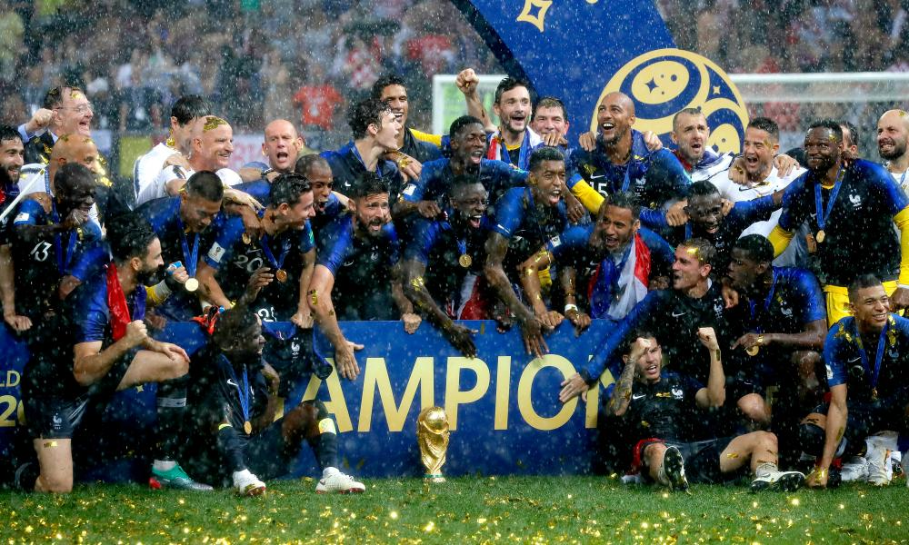 France's World Cup 2018 winning team featured no less than 15 players with African roots.