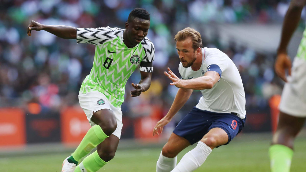 Peter Etebo is now a Stoke City FC player after excellent performances with NIgeria at World Cup 2018 in Russia.