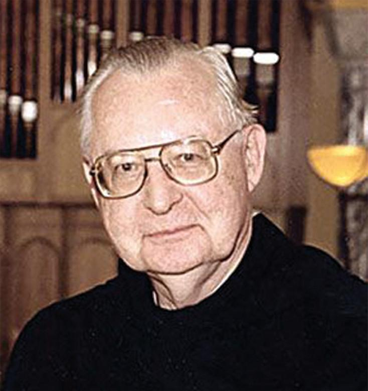 Fr. Columba Kelly, OSB