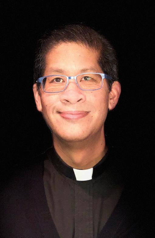 Fr. Ricky Manalo, CSP