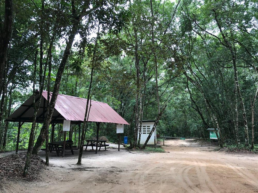 Entrance to Jodensavanne
