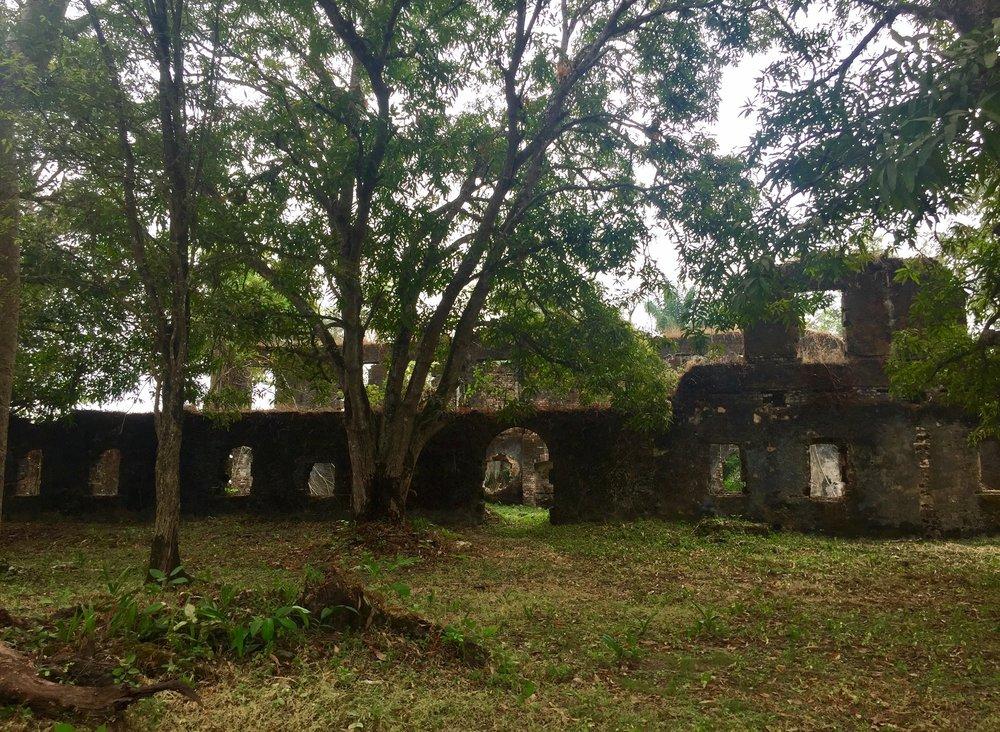 Bunce Island, Sierra Leone