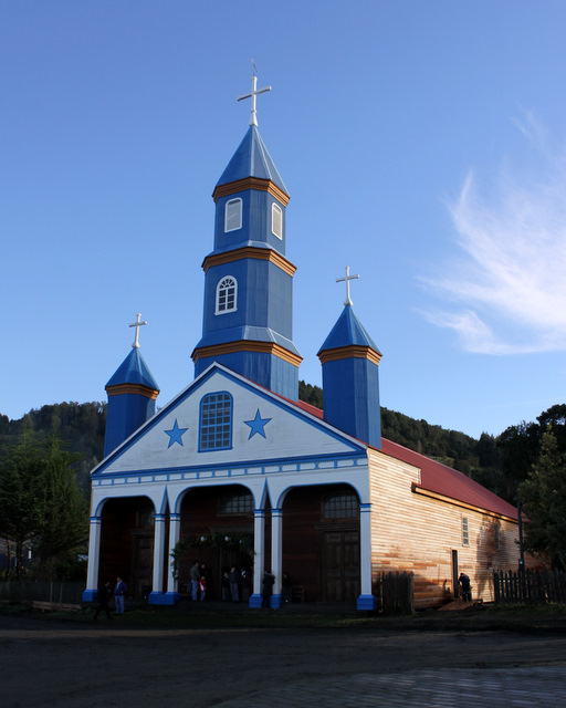 CHILE Chiloé Churches, Chiloé: Conservation, building crafts training.
